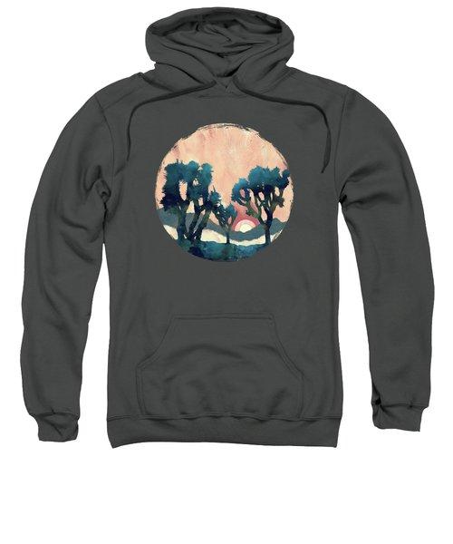 Sunset Desert Canyon Sweatshirt
