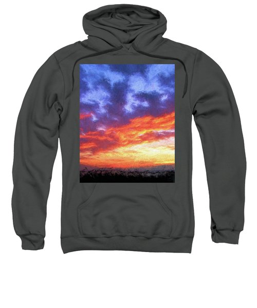 Sunset In Carolina Sweatshirt