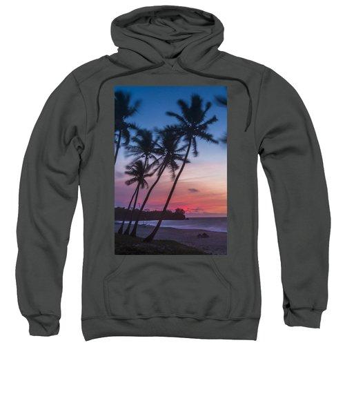 Sunset In Paradise Sweatshirt by Alex Lapidus