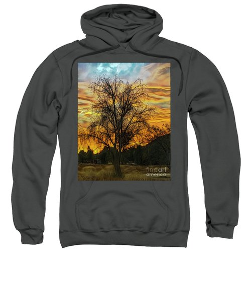 Sunset In Perris Sweatshirt