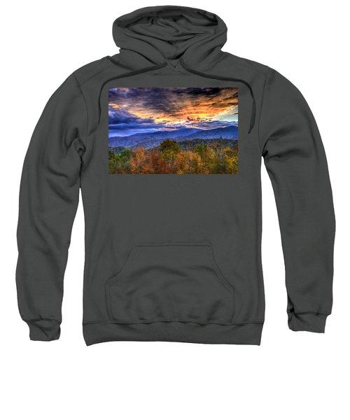 Sunset In The Smokies Sweatshirt