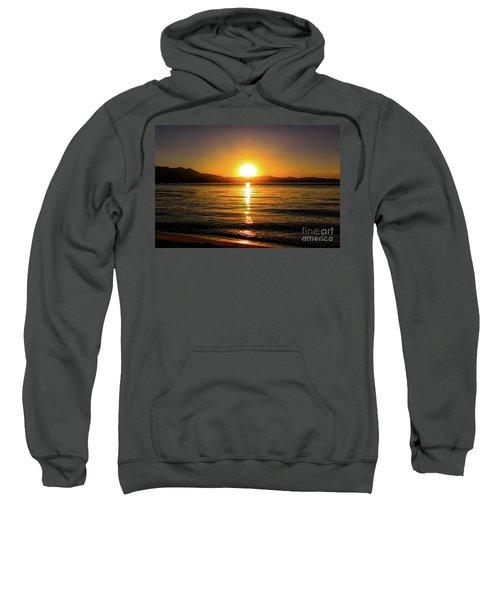 Sunset Lake 1 Sweatshirt