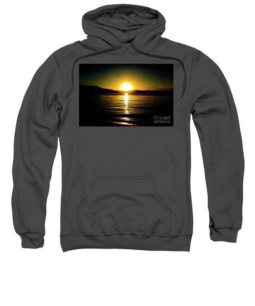 Sunset Lake 2 Sweatshirt