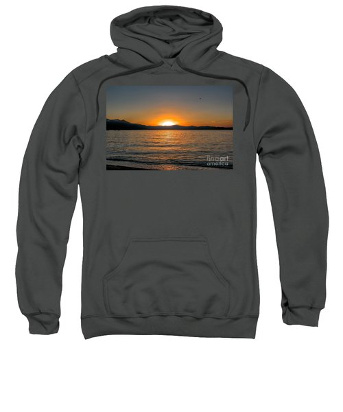 Sunset Lake 3 Sweatshirt
