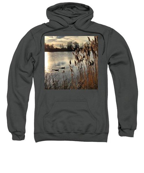 Sunset Lake  Sweatshirt