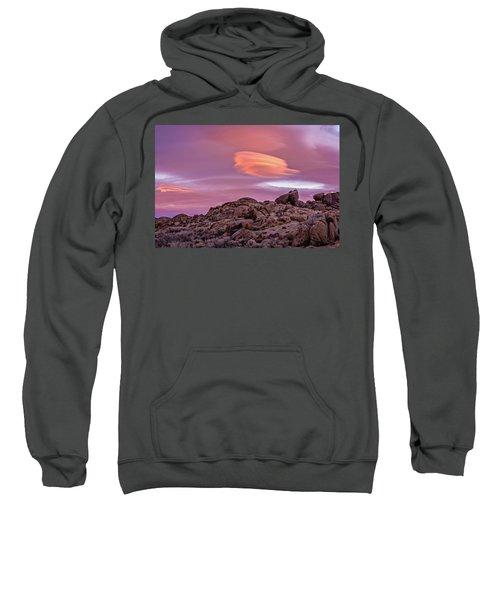 Sunset Lenticular Sweatshirt