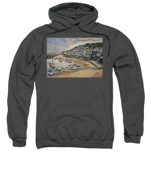 Sunset Mousehole Sweatshirt