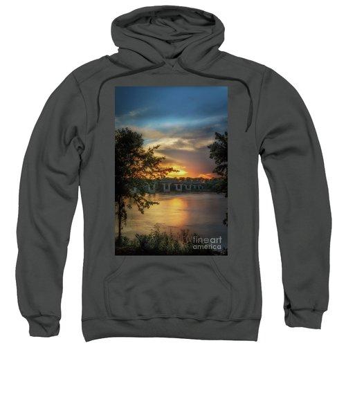 Sunset On The Arkansas Sweatshirt
