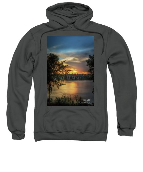 Sunset On The Arkansas Sweatshirt