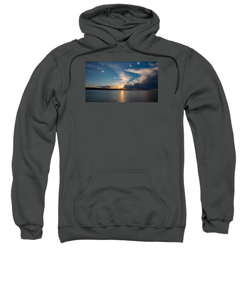Sunset On The Baltic Sea Sweatshirt