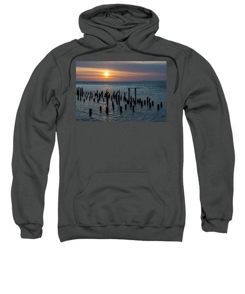 Sunset On The Empire Sweatshirt