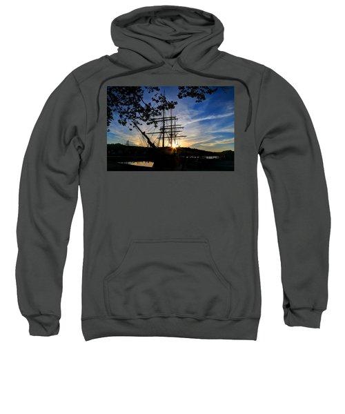 Sunset On The Whalers Sweatshirt