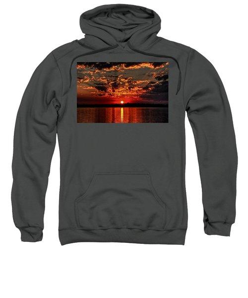 Sunset On The Zambezi Sweatshirt