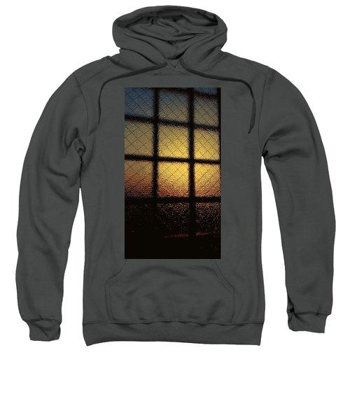 Sunset Orange Sweatshirt