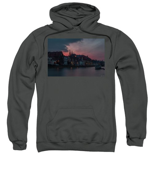 Sunset Over Bamberg Sweatshirt