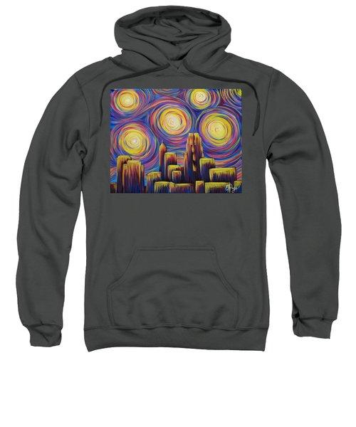 Sunset Over Raleigh Sweatshirt