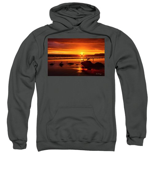 Sunset Surprise Sweatshirt