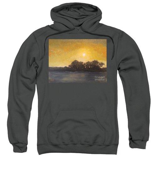 Sunset Through The Fog Sweatshirt