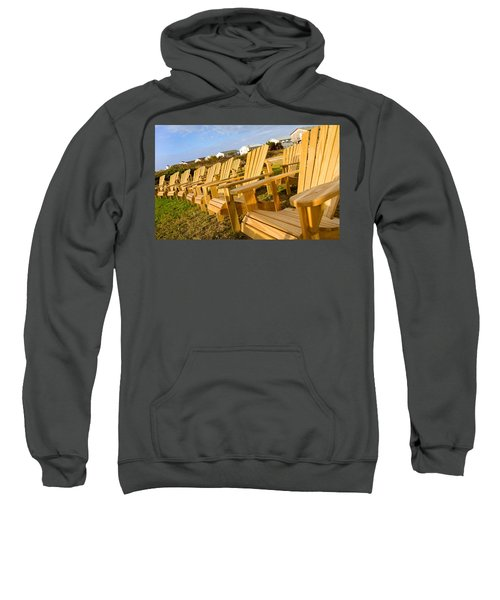 Sunset Watch Sweatshirt