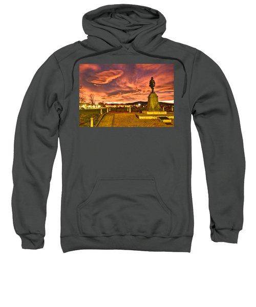 Sunset's Veil Sweatshirt