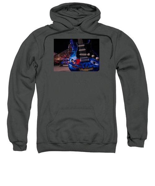 Superman Rocks Sweatshirt
