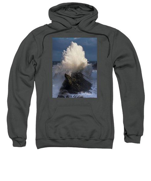 Surf Eruption Sweatshirt