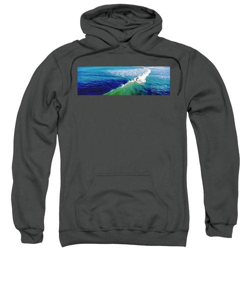 Surfs Up Daytona Beach Sweatshirt