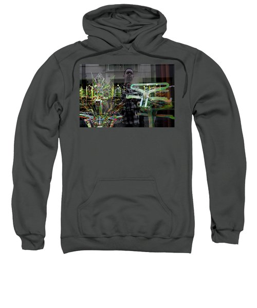 Surreal Introspection Sweatshirt