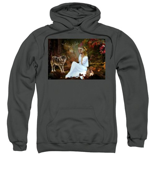 Surrounded By Beauty Sweatshirt