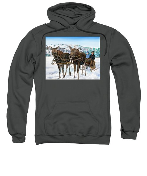 Swamp Donkies Sweatshirt