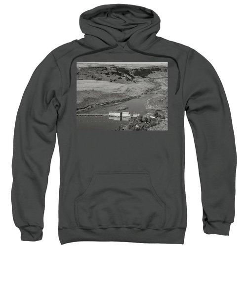 Swan Falls Dam Sweatshirt