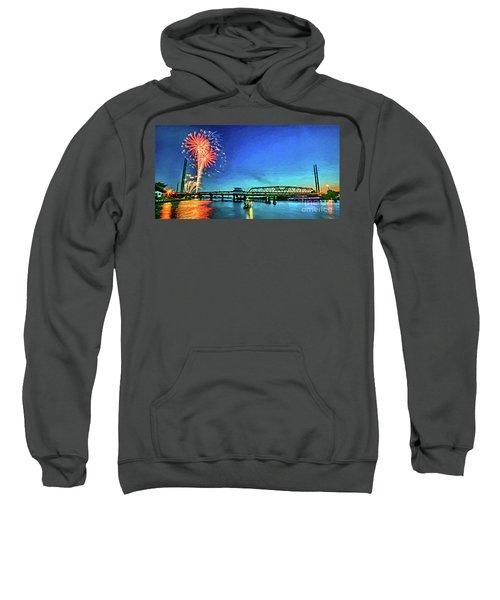 Swan Song Sweatshirt