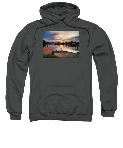 Swans Of Chink Creek Sweatshirt