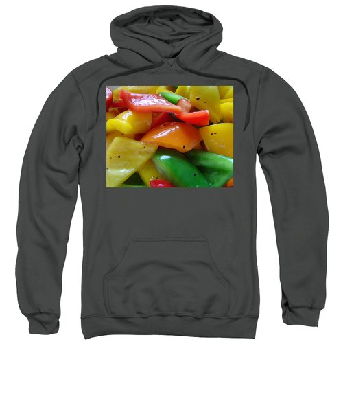 Sweet Peppers Sweatshirt