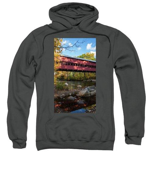 Swift River Covered Bridge Sweatshirt