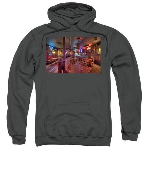 Swinging Doors At The Dixie Chicken Sweatshirt