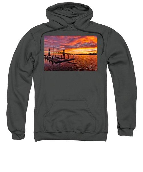Swirls Sweatshirt