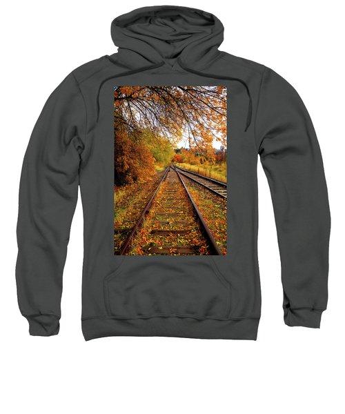 Switching To Autumn Sweatshirt