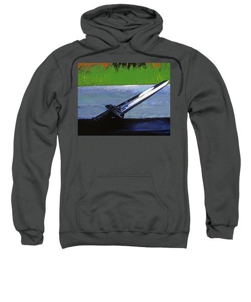 Sword Of Protection  Sweatshirt