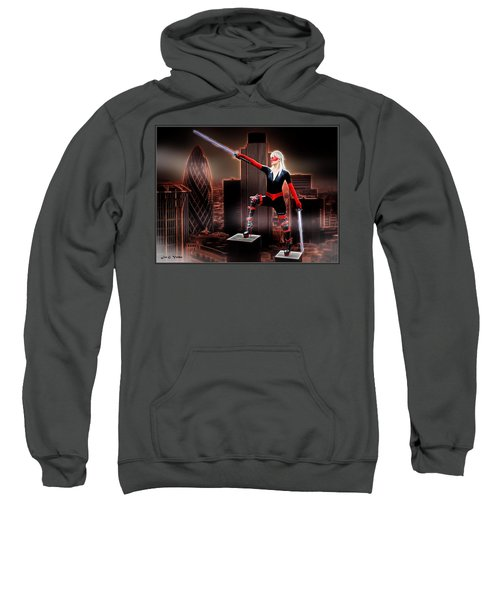 Sword Of The Avenger Sweatshirt