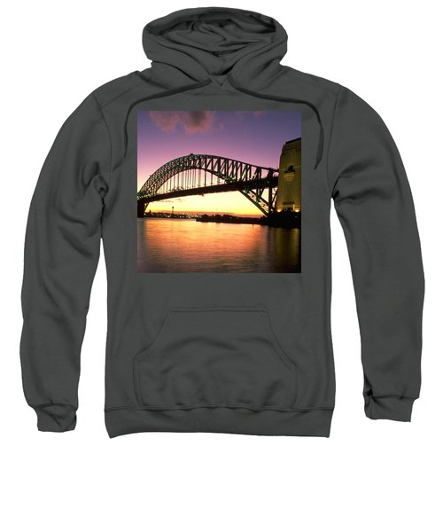 Sydney Harbour Bridge Sweatshirt by Travel Pics