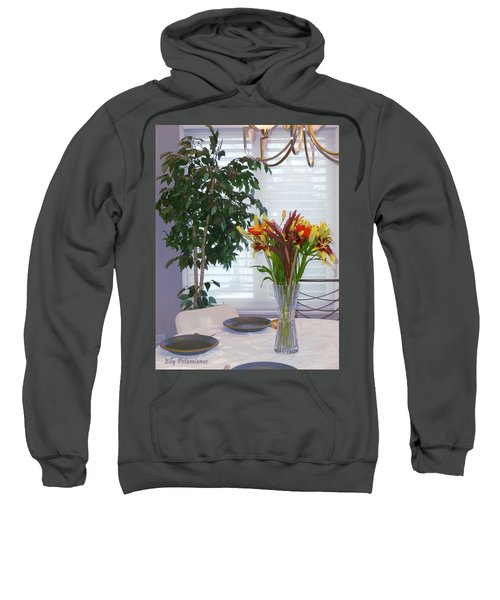 Tabletop Sweatshirt