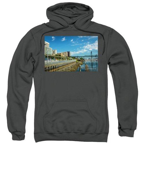 Tacoma And 11th Street Bridge Sweatshirt
