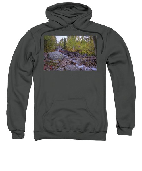 Taggert Creek Waterfall Sweatshirt