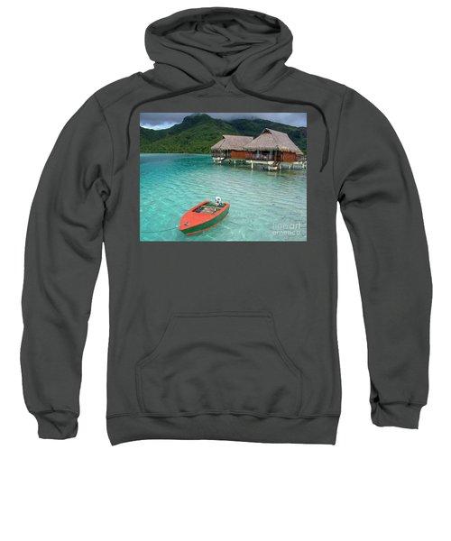 Tahitian Boat Sweatshirt