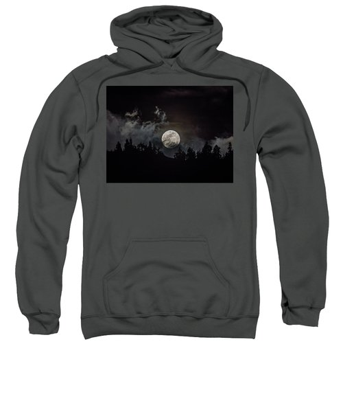 Tahoe Moon Cloud Sweatshirt