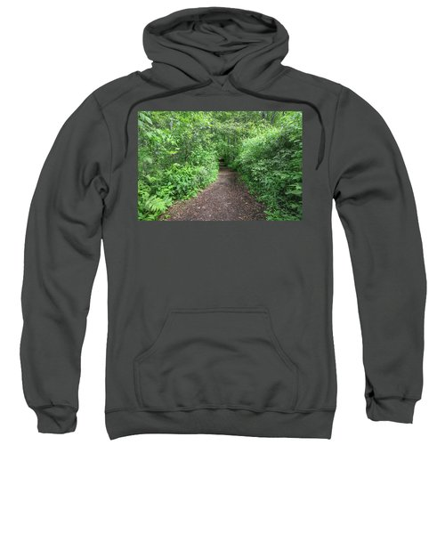 Take A Hike Sweatshirt