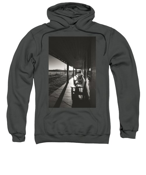 Take A Seat Sweatshirt