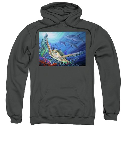 Taking Flight Sweatshirt
