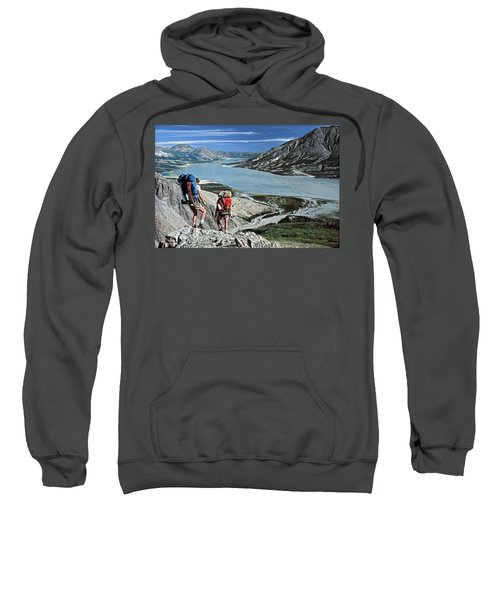Take This View And Love It Sweatshirt